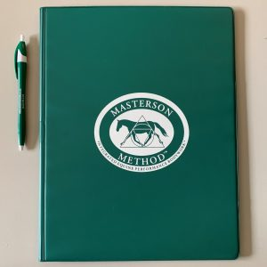 Masterson Method Vinyl Folder