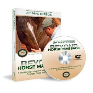 Beyond Horse Massage Combo: Book and DVD
